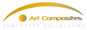 Logo Art Composites - producent kompozytów polimerowych