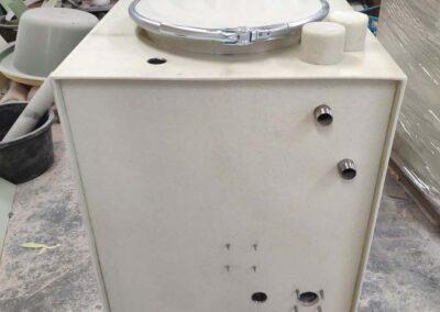 Zbiornik z kompozytu na wodę dla straży pożarnej