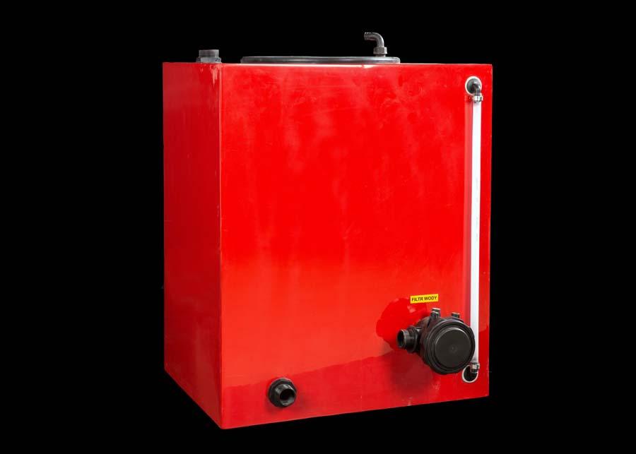 Zbiornik z kompozytu 200 litrow 1