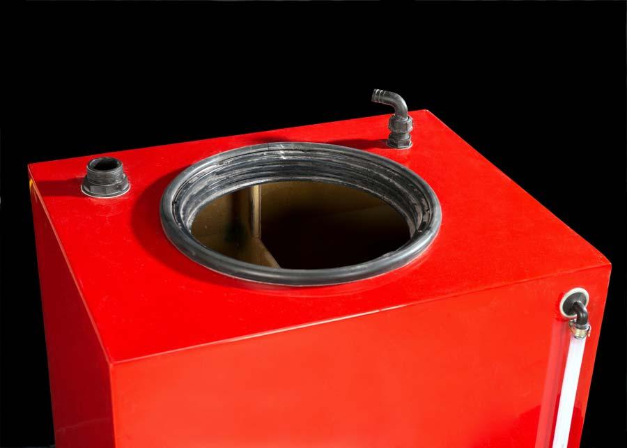 Zbiornik z kompozytu 200 litrow